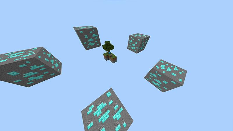 Diamond Skyblock by Odyssey Builds