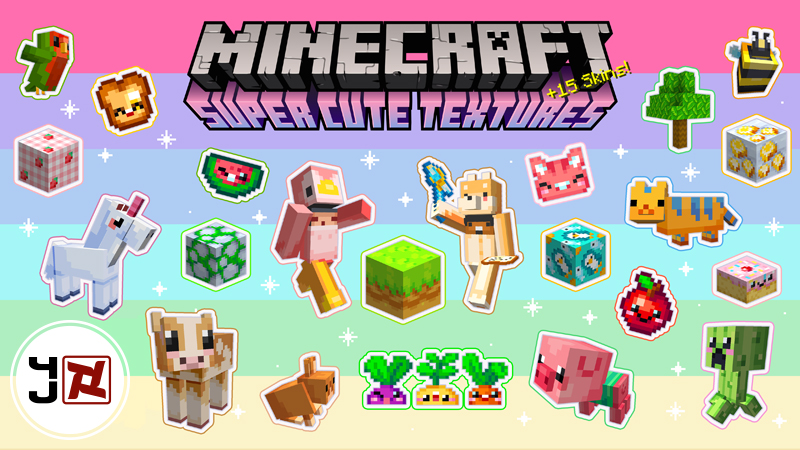 Super Cute Texture Pack