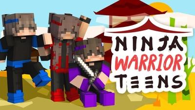 Ninja Warrior Teens on the Minecraft Marketplace by Podcrash