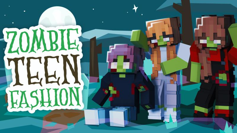 Zombie Teen Fashion on the Minecraft Marketplace by Podcrash