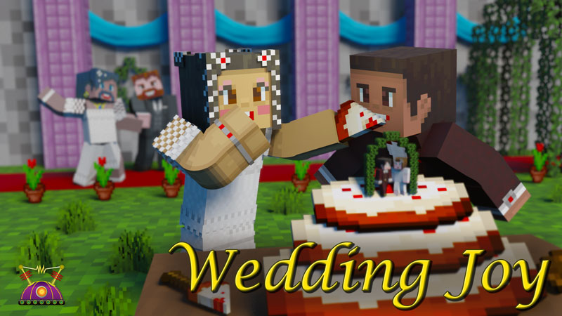 Wedding Joy on the Minecraft Marketplace by Cleverlike