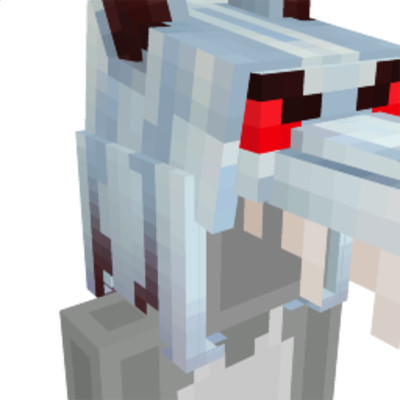 Werewolf Helmet on the Minecraft Marketplace by House of How