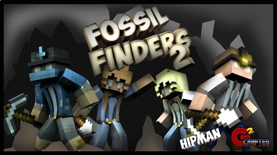 Fossil Finders 2 on the Minecraft Marketplace by G2Crafted