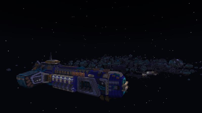 Ultimate Space Base by Razzleberries