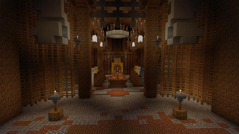 Norse Feast Hall by Shaliquinn's Schematics