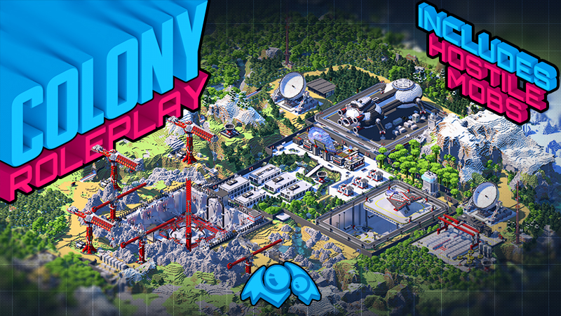 Colony Roleplay on the Minecraft Marketplace by Monster Egg Studios