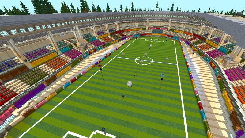 Stadium City by Shaliquinn's Schematics