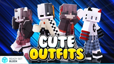 Cute Outfits on the Minecraft Marketplace by Ready, Set, Block!