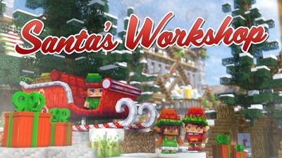 Santas Workshop on the Minecraft Marketplace by Podcrash