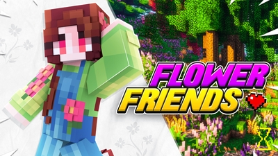 Flower Friends on the Minecraft Marketplace by Hourglass Studios