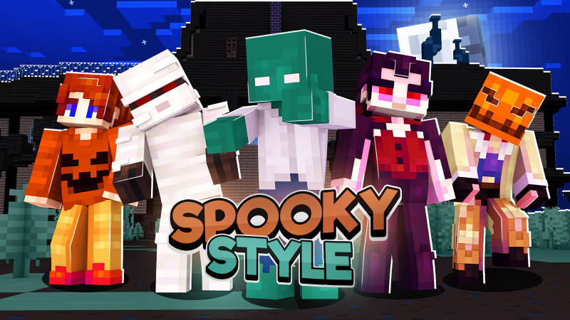 Spooky Style on the Minecraft Marketplace by BLOCKLAB Studios