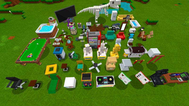 Modern House: Resort! by Voxel Blocks