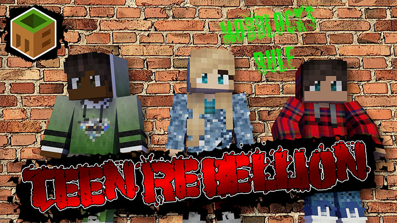 Teen Rebellion  on the Minecraft Marketplace by MobBlocks