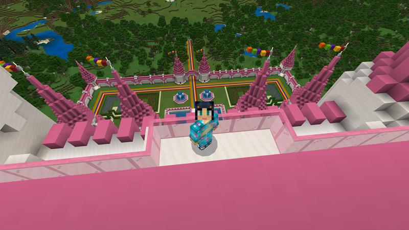 Princess Kingdom on the Minecraft Marketplace by Magefall