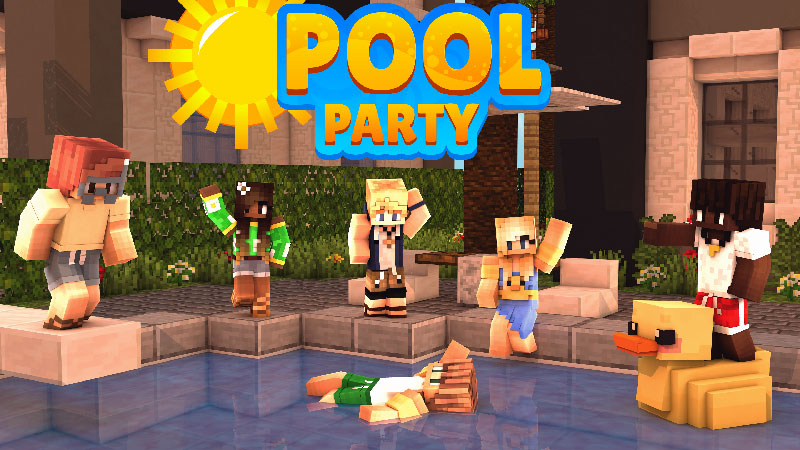 Pool Party on the Minecraft Marketplace by Impulse