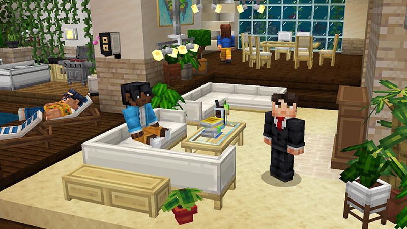 Furniture: Modern 2 by Spark Universe