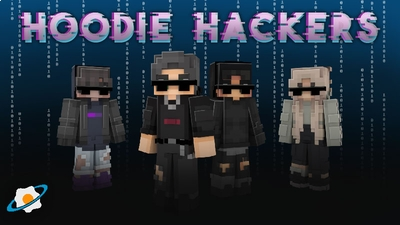 Hoodie Hackers on the Minecraft Marketplace by NovaEGG