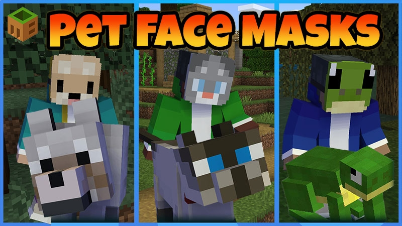 Pet Face Masks