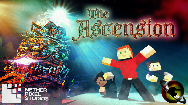 The Ascension on the Minecraft Marketplace by Netherpixel