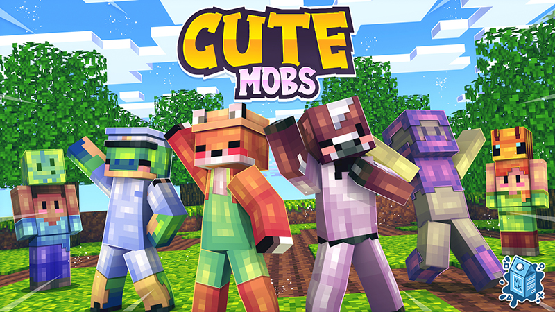 Cute Mobs on the Minecraft Marketplace by Norvale