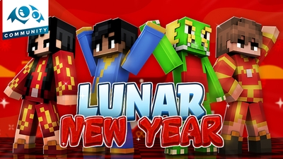 Lunar New Year on the Minecraft Marketplace by Monster Egg Studios