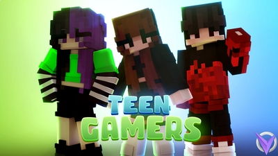 Teen Gamers on the Minecraft Marketplace by Team Visionary