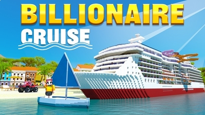 Billionaire Cruise on the Minecraft Marketplace by BBB Studios