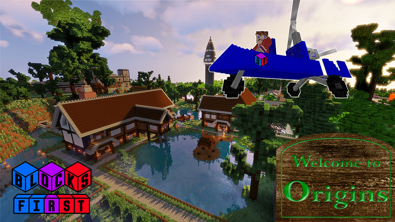 Origins on the Minecraft Marketplace by Blocks First
