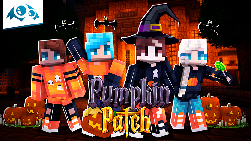Pumpkin Patch on the Minecraft Marketplace by Monster Egg Studios