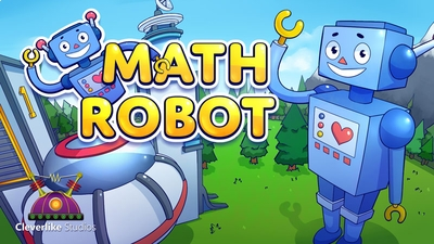 Math Robot on the Minecraft Marketplace by Cleverlike