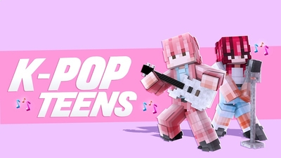 KPop Teens on the Minecraft Marketplace by Vertexcubed