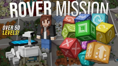 Rover Mission on the Minecraft Marketplace by CreatorLabs