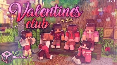 Valentines Club on the Minecraft Marketplace by Black Arts Studios
