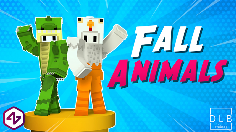 Fall Animals on the Minecraft Marketplace by 4KS Studios