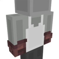 Bluehushs Gloves on the Minecraft Marketplace by Jigarbov Productions