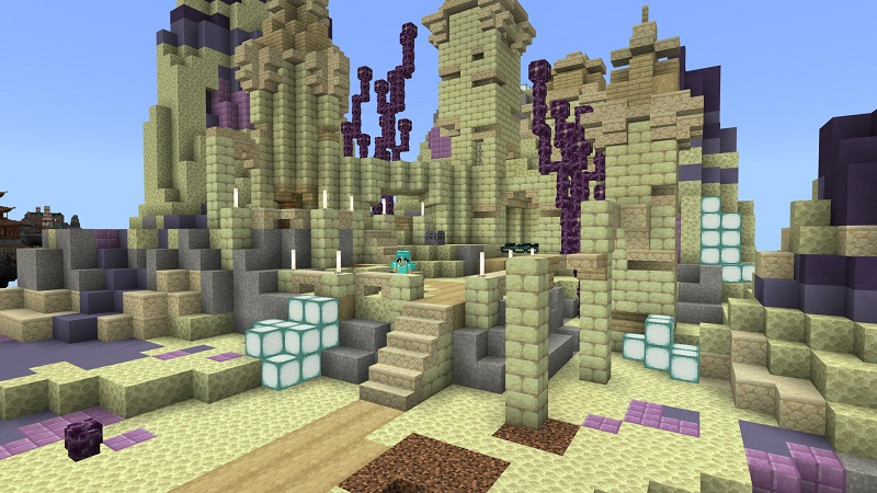 Skyblock Original on the Minecraft Marketplace by BBB Studios