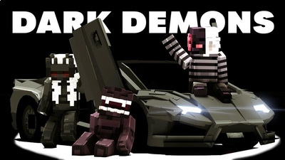 Dark Demons on the Minecraft Marketplace by Vertexcubed
