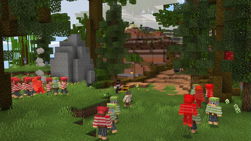 Survival Island on the Minecraft Marketplace by BBB Studios