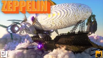 Zeppelin on the Minecraft Marketplace by inPixel