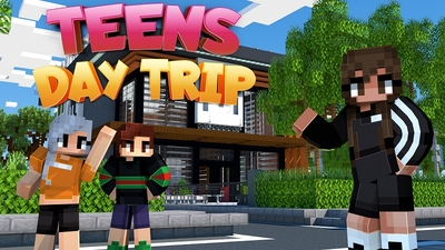 Teens Day Trip on the Minecraft Marketplace by Nitric Concepts