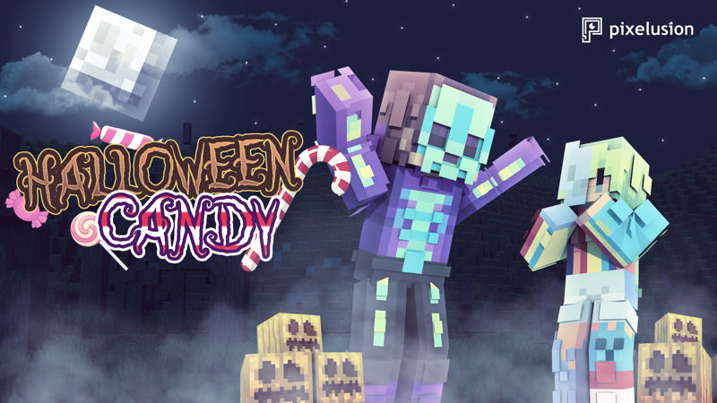 Halloween Candy on the Minecraft Marketplace by Pixelusion