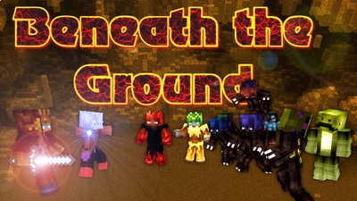 Beneath the Ground on the Minecraft Marketplace by The World Foundry