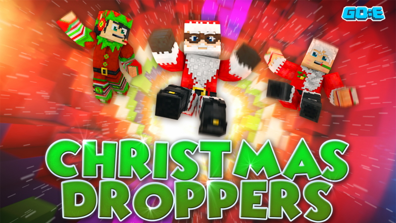 Christmas Droppers on the Minecraft Marketplace by GoE-Craft