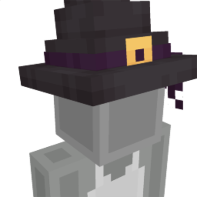 Witch Hat on the Minecraft Marketplace by Everbloom Games