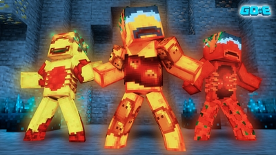 Warden Cave Lords on the Minecraft Marketplace by GoE-Craft