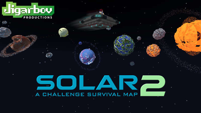 SOLAR 2 on the Minecraft Marketplace by Jigarbov Productions