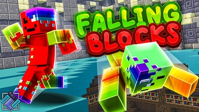 Falling Blocks on the Minecraft Marketplace by PixelOneUp
