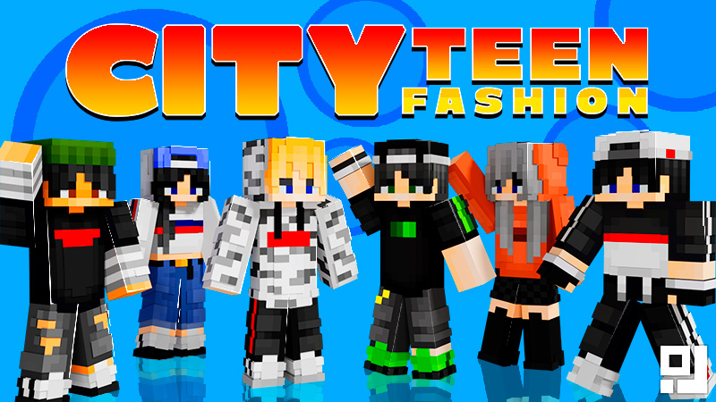 City Teen Fashion on the Minecraft Marketplace by inPixel
