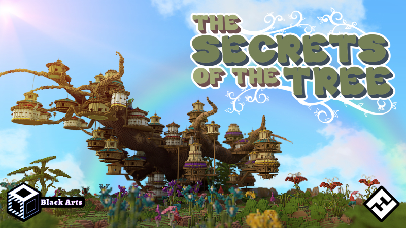 The Secrets of the Tree on the Minecraft Marketplace by Black Arts Studio