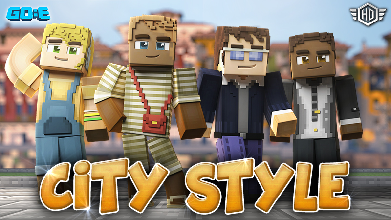 City Style on the Minecraft Marketplace by GoE-Craft
